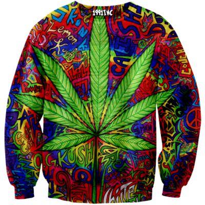 OG Kush Sweater    #weed #sweater #1991inc #kush #jumper
