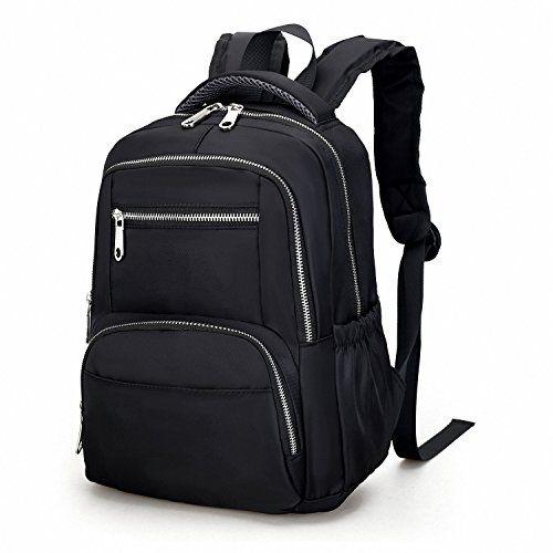 AOTIAN Multiple zippered Pockets backpack
