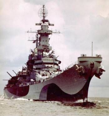 USS Missouri (BB-63), 1944 My Dad was dying of cancer when he said out of the blue, I'm shipping out tomorrow. This was his ship & he loved it till the end