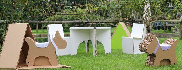 Tavoli sedie e giochi a misura di bambino!