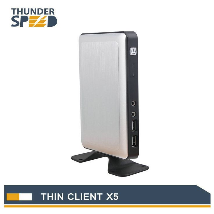 Inspirational Newest Linux Embedded Thin Client X PC Station Mini PC Connect Server via RDP