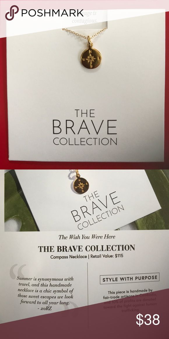 Rachel  Zoe necklace New unused Rachael Zoe box of style summer brave collection Rachel Zoe  Jewelry Necklaces
