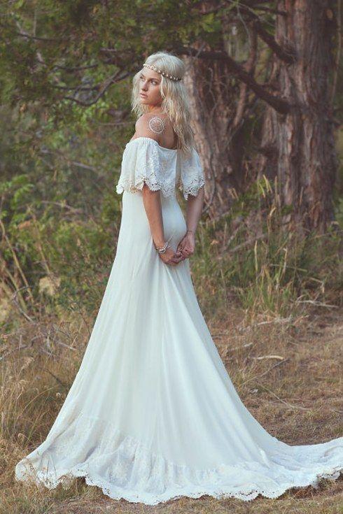 Boho Wedding Dress Buzzfeed : Ideas about hippy wedding dresses on