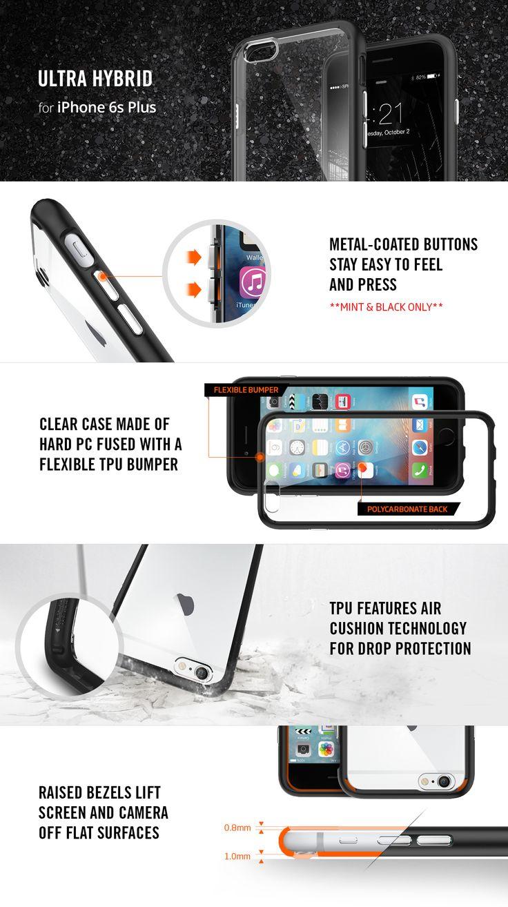 iPhone 6s Plus Case Ultra Hybrid