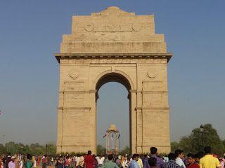 Delhi Tourism: India Gate