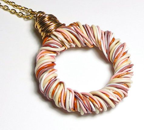 61 best Phone wire crafts images on Pinterest | Wire crafts ...