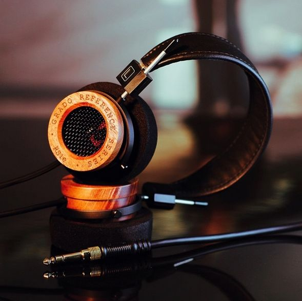 Grado Lab Headphones.