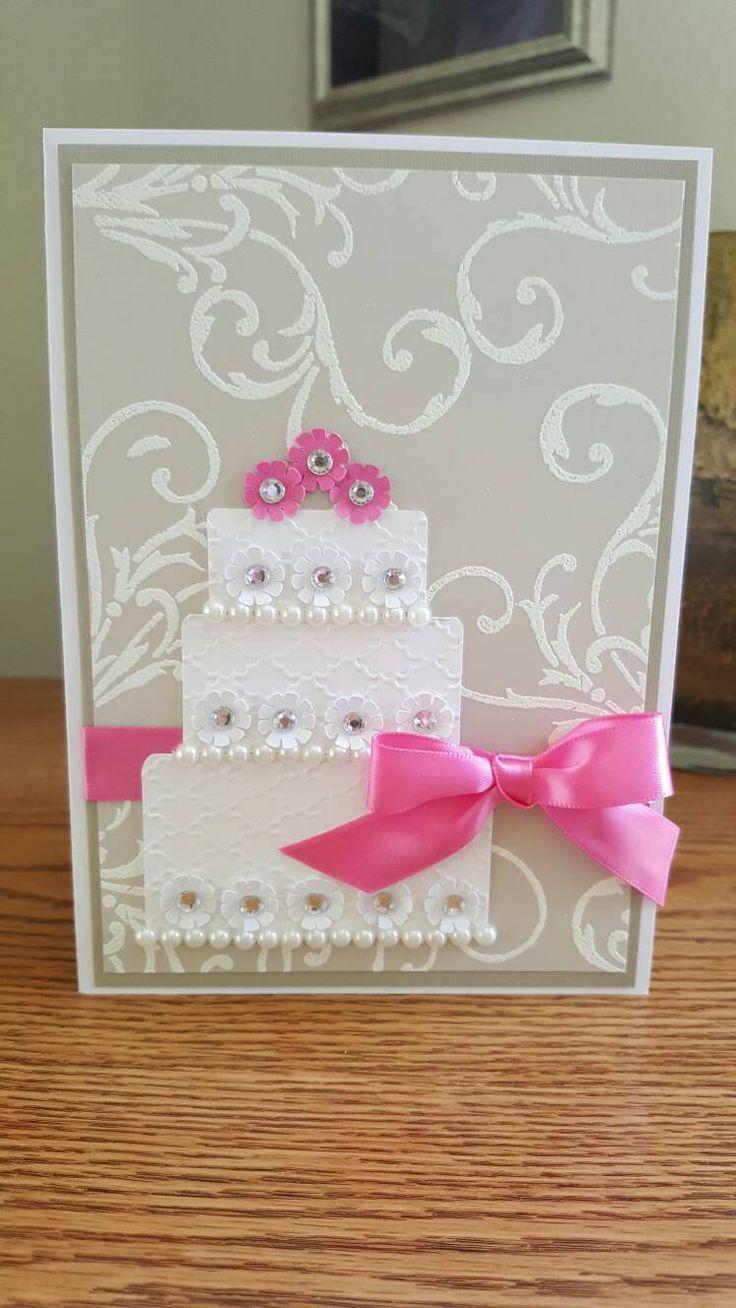 wedding anniversary wishes shayari in hindi%0A Wedding Cake Card  Bride And Groom Card  Wedding Day Card  Best Wishes Card