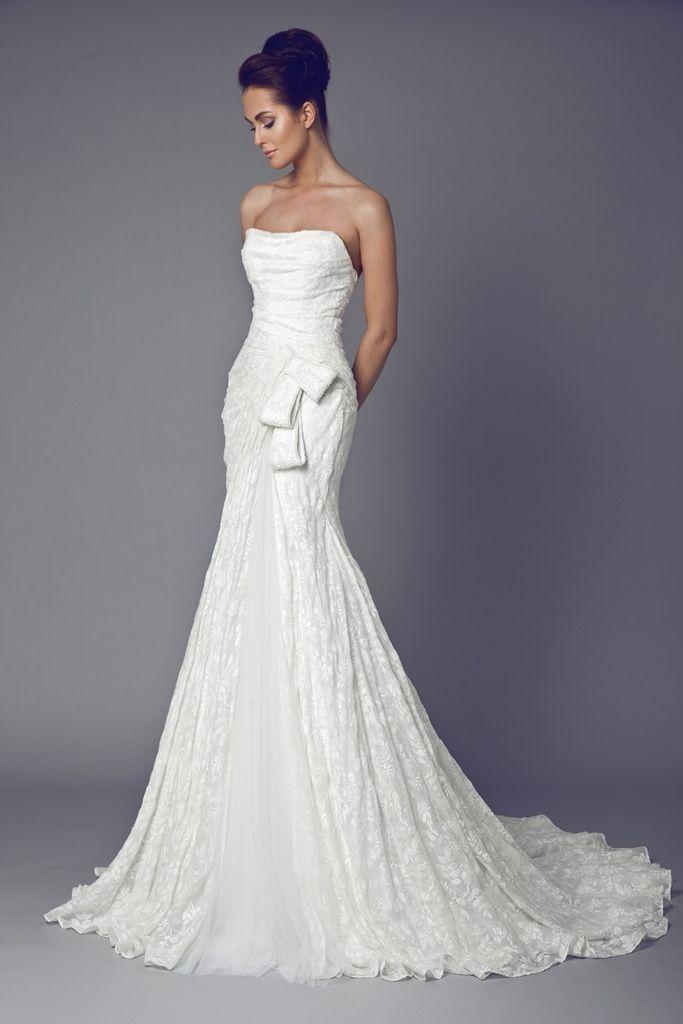 124 best Designer Wedding Dress images on Pinterest | Designer ...