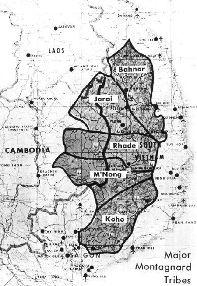 montagnard tribes of viet nam