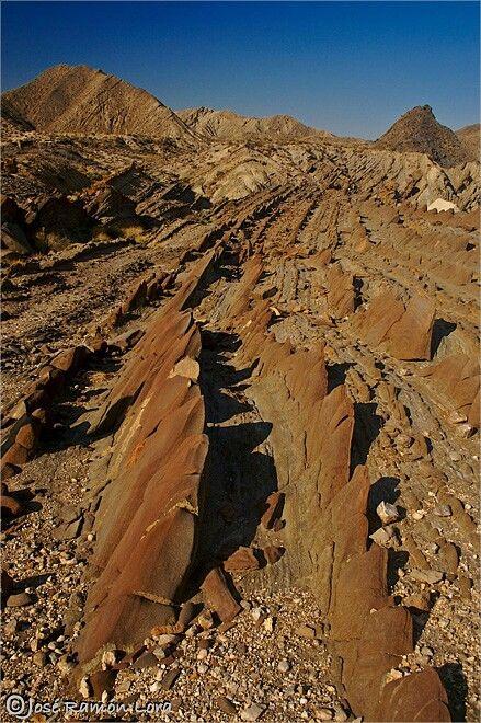Desierto de Tabernas, Almería, Spain