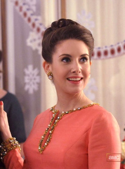 Mad Men / Alison Brie as Trudy Campbell