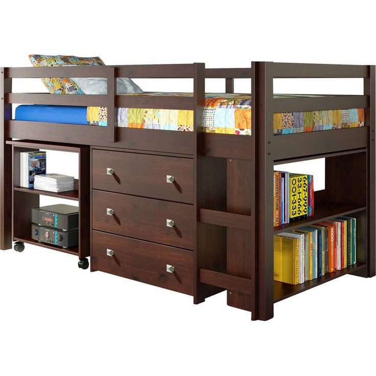 Best 25 Kids Beds With Storage Ideas On Pinterest Bunk