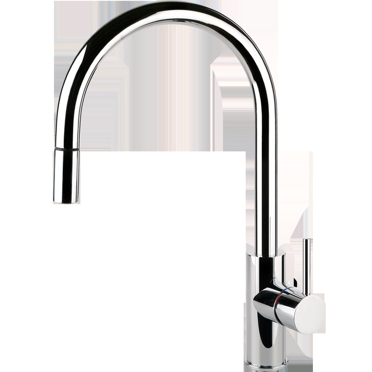 Sinks & Taps :: Gessi Taps :: Oxygene - Sink Mixer with pull-out - Prestige Appliances - European Kitchen Appliances