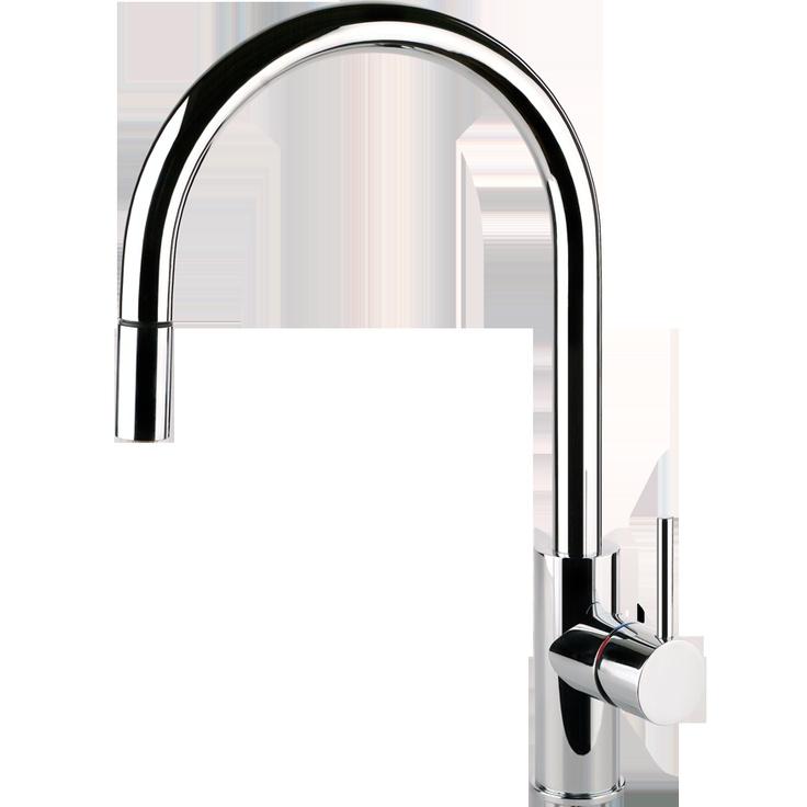 Sinks & Taps :: Gessi Taps :: Oxygene - Sink Mixer with pull-out - Prestige Appliances - European Kitchen Appliances