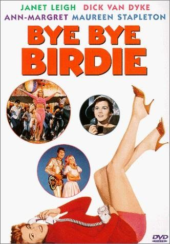 Bye Bye Birdie (1963) - My sisters and I were obsessed with this movie growing up! I still love it.