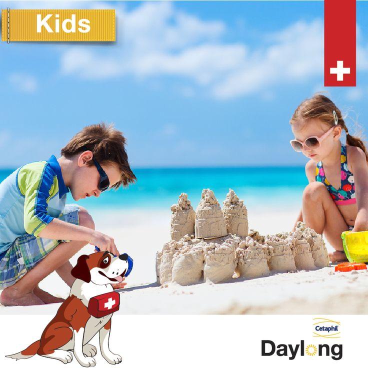 Se calcula que en un día de playa o piscina, cerca del 5% de los niños sufren quemaduras y enrojecimientos acompañados de fiebre, eritema, insomnio, falta de apetito y náuseas. El cambio del color de la piel durante el periodo de exposición solar es una alarma que emite el cuerpo para alertar un daño en el ADN de la piel.