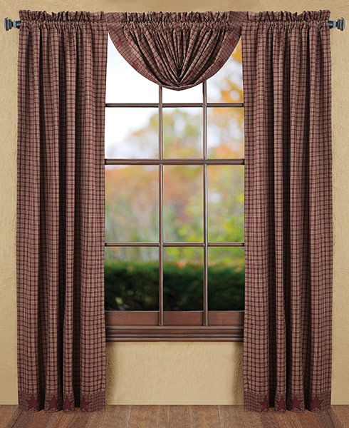 Best 25 Country Style Curtains Ideas On Pinterest Cabin