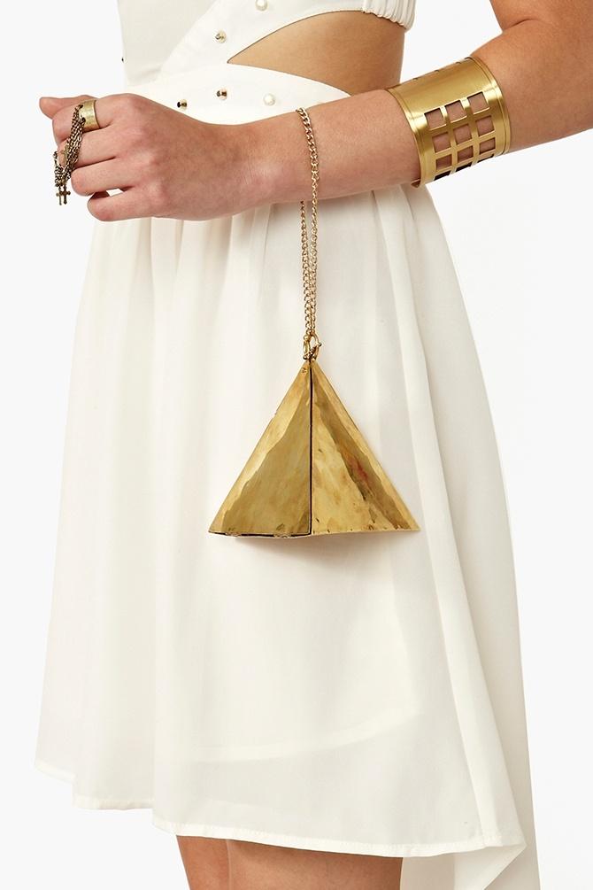 Jupiter Triangle Bag