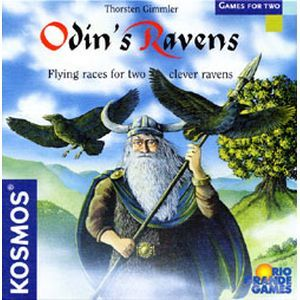 Odin's Ravens ... 2 person card game