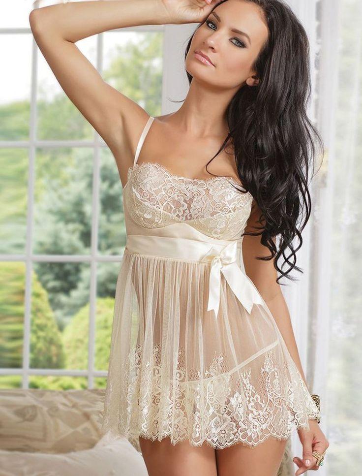 Bridal lingerie sexy plus size