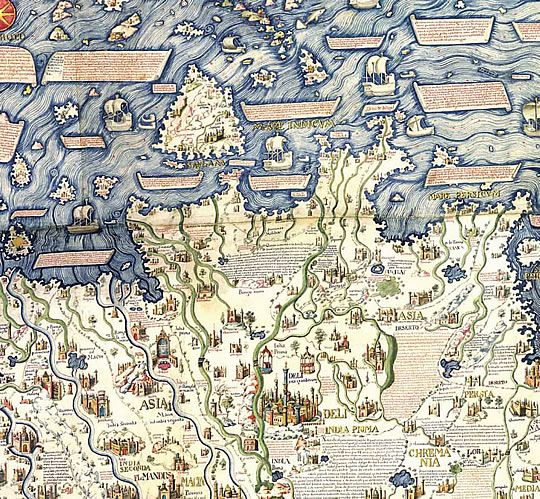 34 best Maps images on Pinterest Middle ages, Maps and Worldmap - copy hong kong world map asia