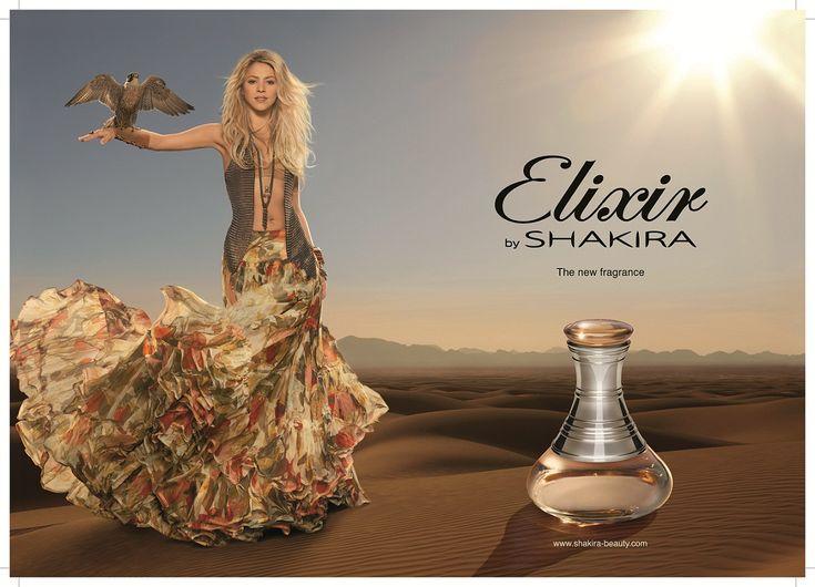Shakira, Elixir
