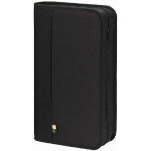 #5: Case Logic BNW-48 Polyester CD/DVD Wallet 48 Capacity (Black).