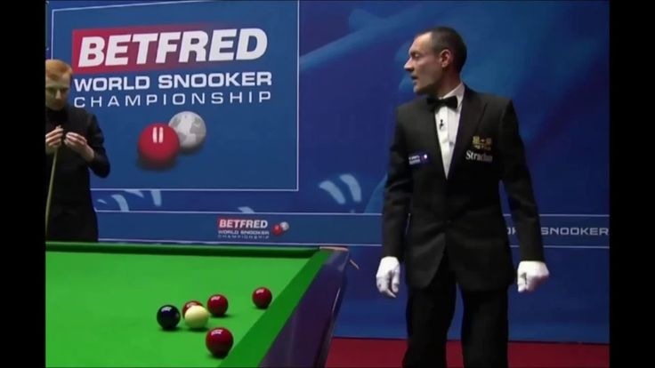 SNOOKER TV - 2 Funny moments of 7 day betfred world championship 2016