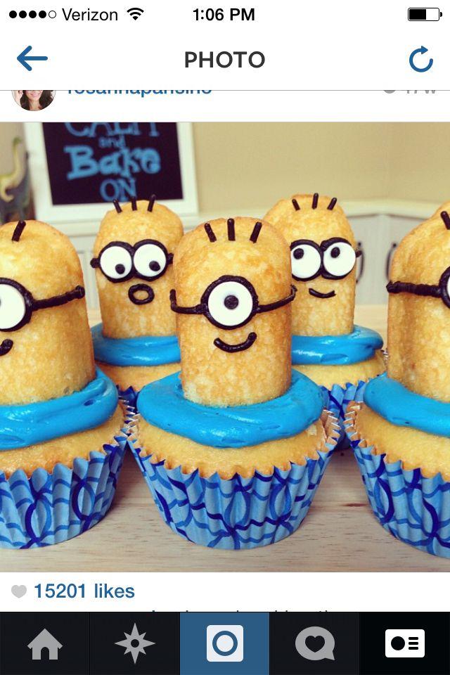 Minions Cake Pops Nerdy Nummies
