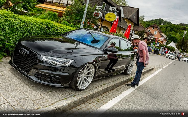 Worthersee 2015 Day 5 Si Gray Audi Style Pinterest