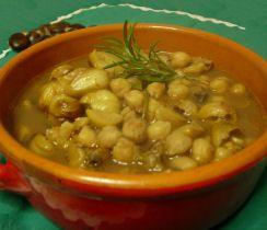 Abruzzo IN….cucina della tradizione d'autunno: Ceci e Castagne