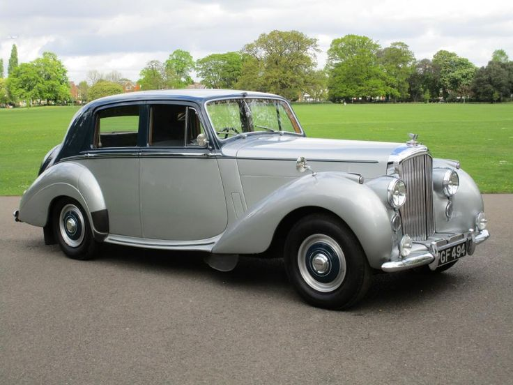 1954 R Type Bentley for sale