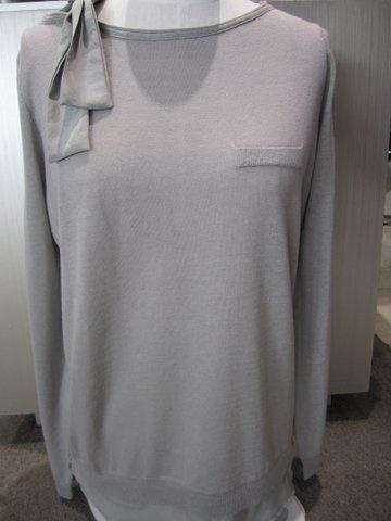 Long Sleeve 'Sash' Top