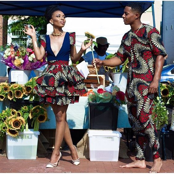 The most trendy and beautiful ankara styles and designs outfit for couples compilation. These ankara designs for couples were particularly selected for you and your partner.