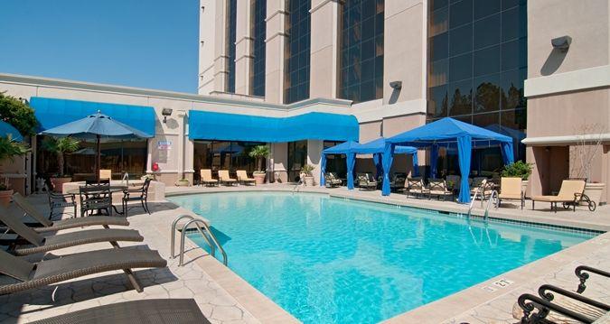 Hilton Jackson Hotel, MS - Pool | MS 39211