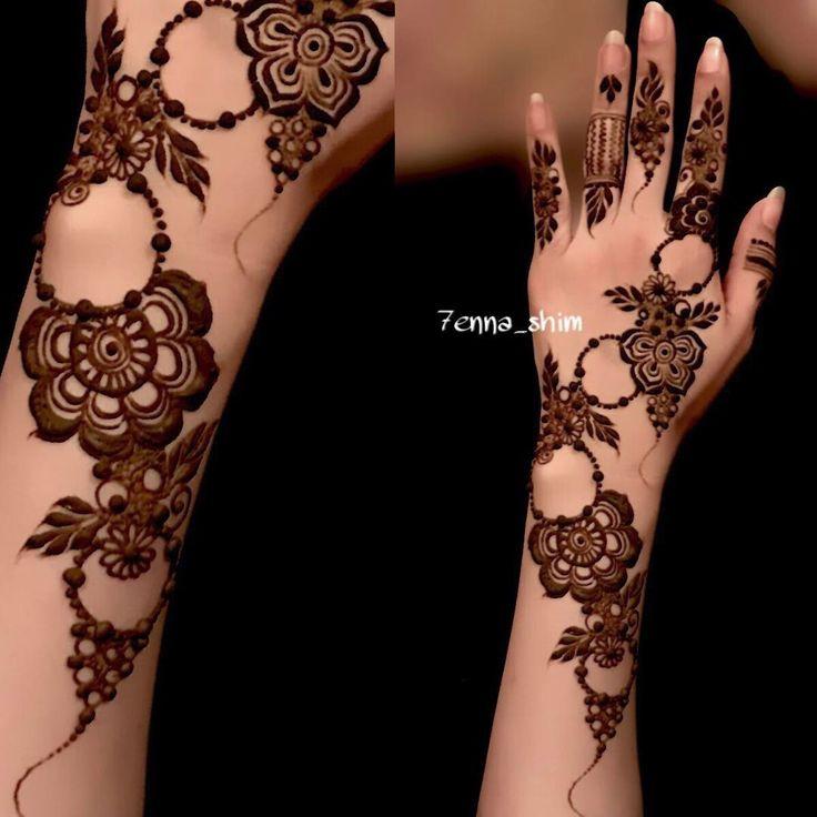 "1,279 Likes, 47 Comments - شيماء الزدجالي (@7enna_shim) on Instagram: "" #7enna #7ene #7enaaat #henaart #hena #hannastudio #henna #hennaatlanta #حنا_عماني…"""