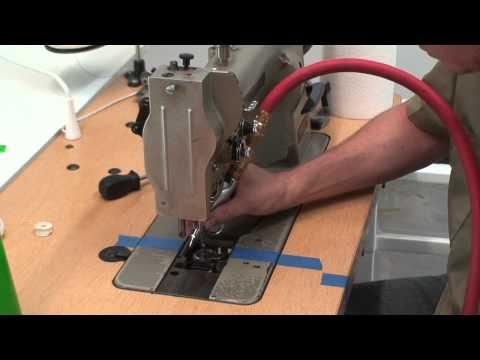 How to Clean Your Industrial Sewing Machine