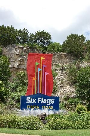 Six Flags Fiesta Texas, San Antonio, Texas