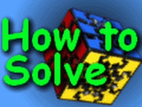 How to Solve a Gear Cube Extreme / Ultimate - http://www.thehowto.info/how-to-solve-a-gear-cube-extreme-ultimate/