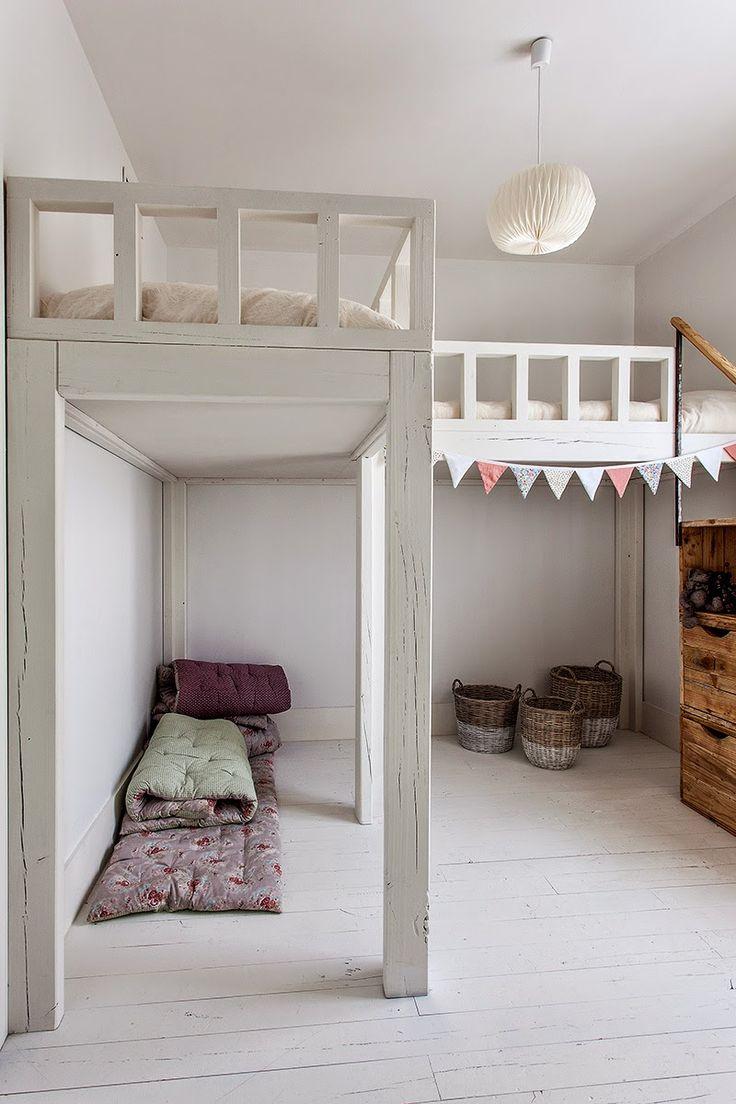 Las 25 mejores ideas sobre camas cuchetas en pinterest y for Pinterest habitaciones