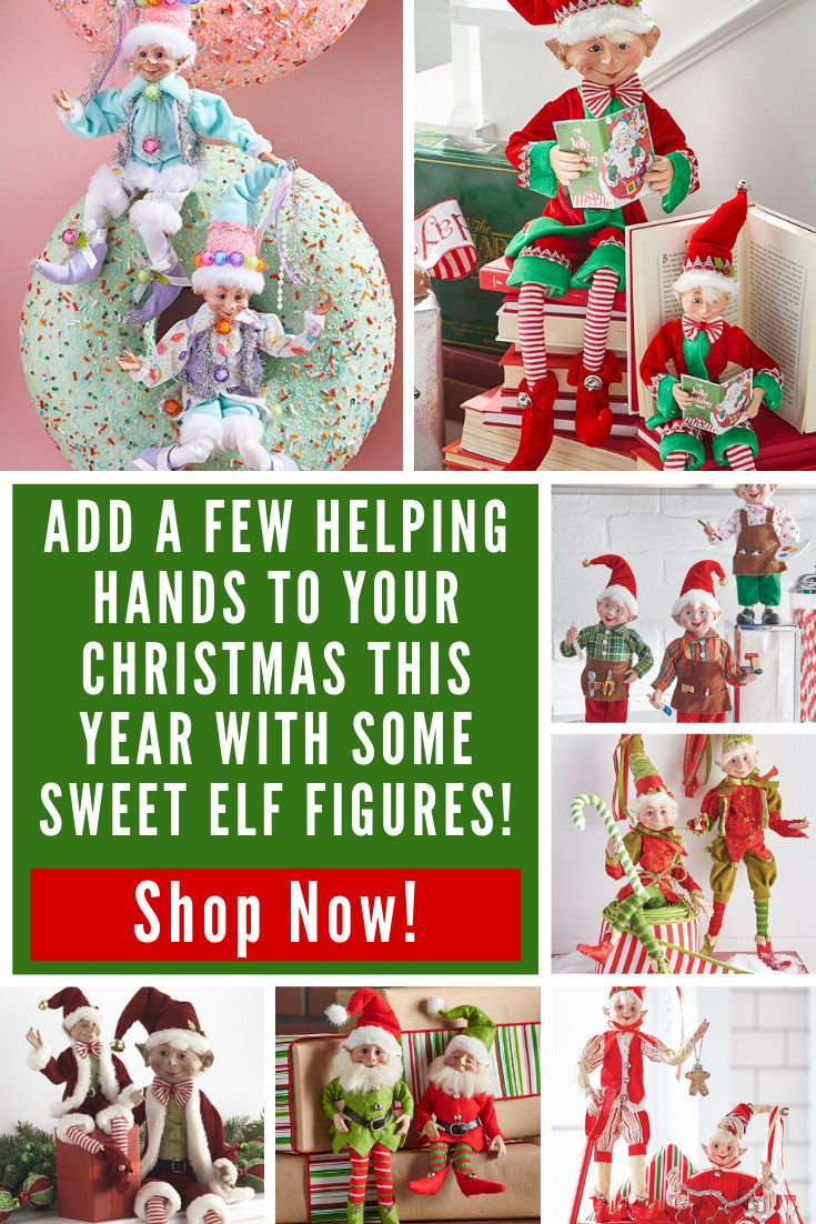 What S An Elf S Favorite Type Of Music Wrap Music Bah Dum Tssss We Have Elves For Any Theme Or Chris With Images Elf Decorations Elf Christmas Tree Christmas Elf