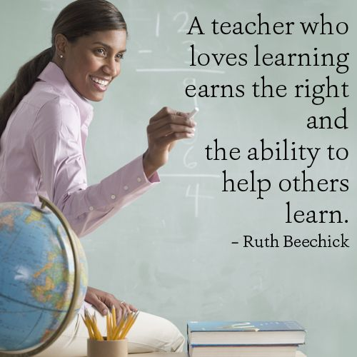 Learn by Teaching Others - School for Champions