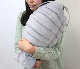 It's the nighmarish, giant isopod plushie you've always wanted
