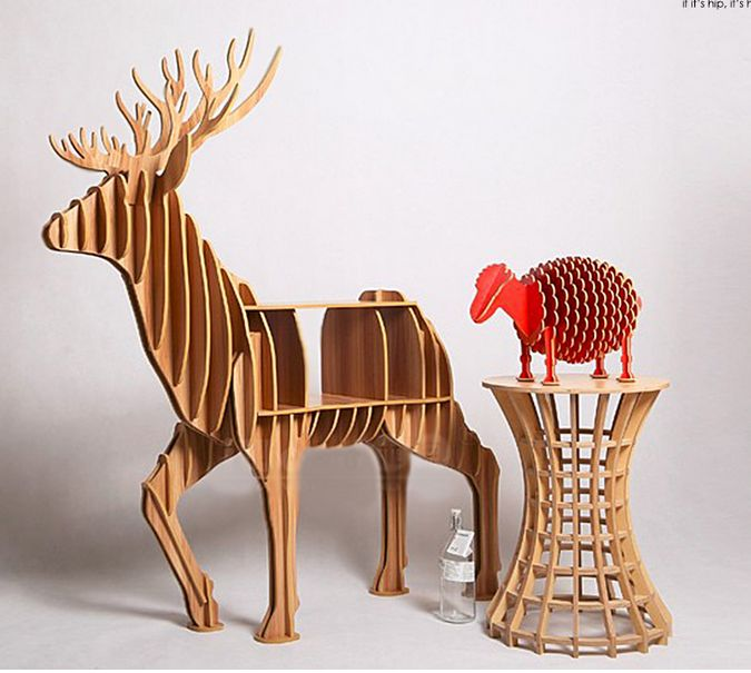 Wooden DIY puzzle animal furniture for sale @ rudy1919@gmail.com