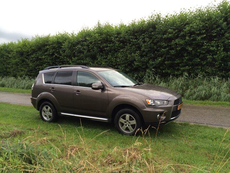 Outlander 2011 2.0 petrol CVT