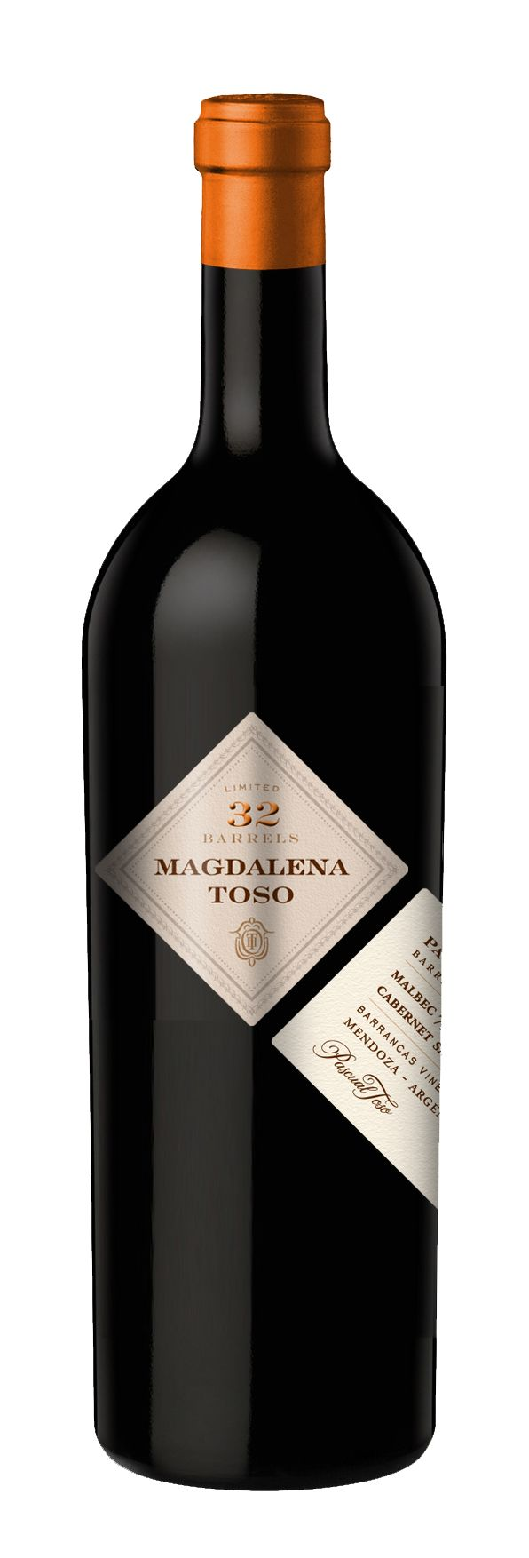 New Packaging! Magdalena Toso