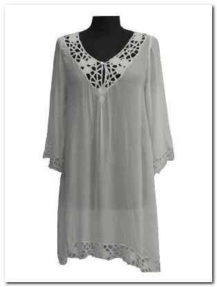 KERAWANG Caftan Cover-up | Beach Wear Beach Fashion Bali