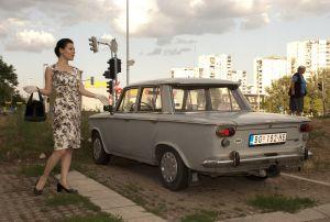 Iva Kontić, MECHANICAL DREAM, multimedia installation, 5 pictures each 30 x 20 cm, 2012.