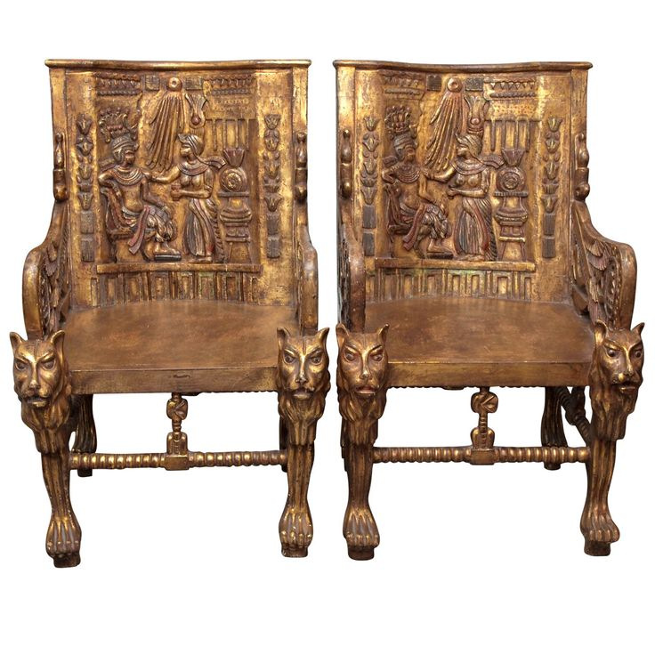 Egyptian Furniture: 54 Best Images About Ancient Egyptian Interiors On